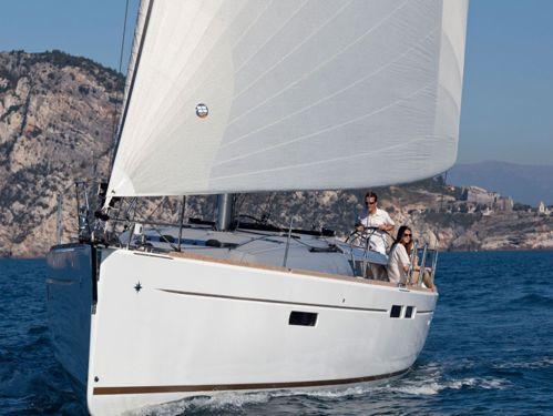 Barca a vela Jeanneau Sun Odyssey 479 · 2019