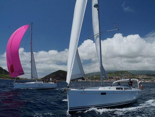 Segelboot Hanse 385 (2013)