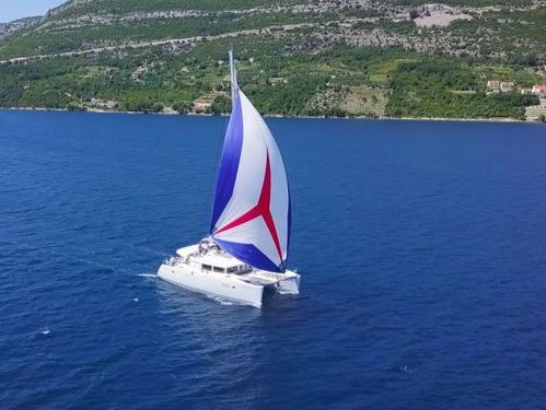 Catamaran Lagoon 450 F Luxury · 2014
