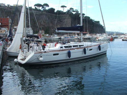 Barca a vela Jeanneau Sun Odyssey 42 i (2008)