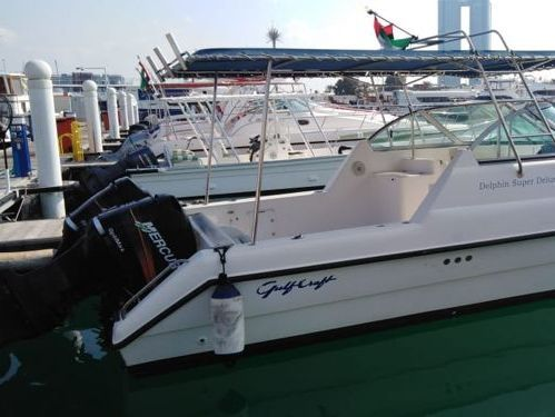 Speedboat Custom Built · 2014