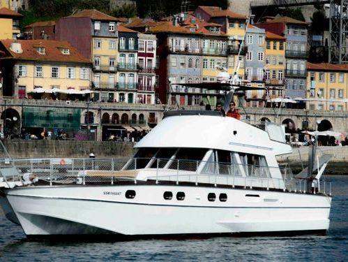 Barco a motor Aresa 15E · 1974