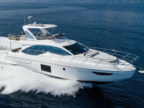 Motorboot Azimut 55 · 2019