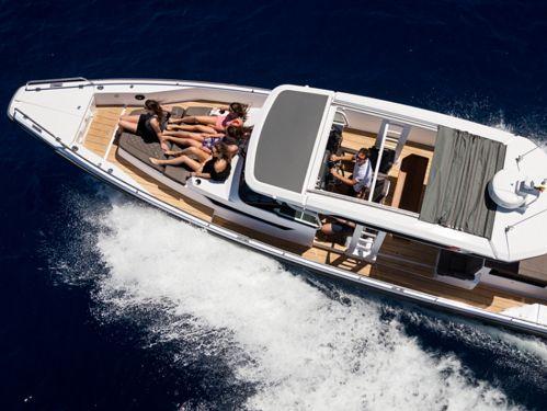 Speedboat Axopar 37 TT · 2018