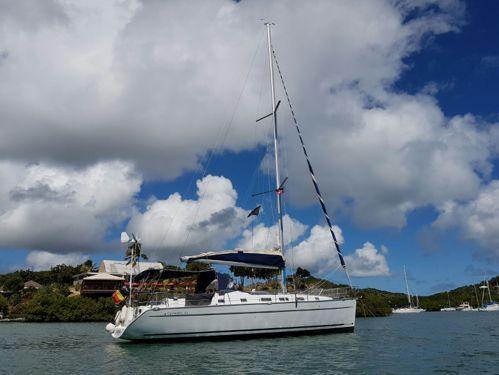 Segelboot Beneteau Cyclades 43.4 · 2006