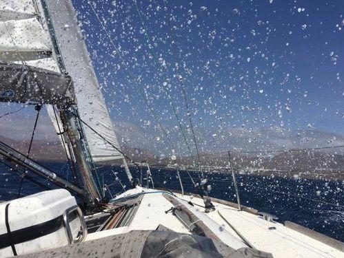Barca a vela Dufour 380 Grand Large · 2014