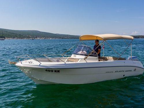 Speedboat Atlantic Marine 670 Open · 2018