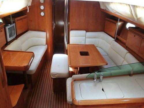 Barca a vela Jeanneau Sun Odyssey 43 · 2001