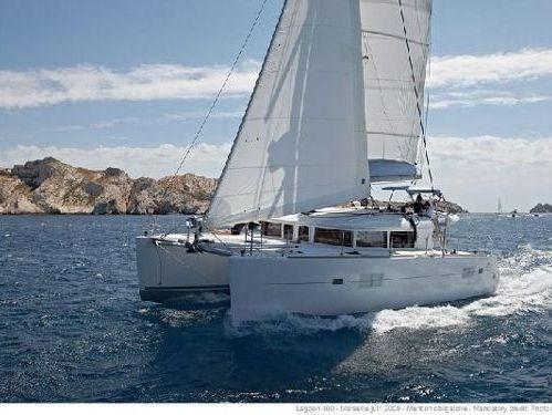 Catamarano Lagoon 400 · 2014