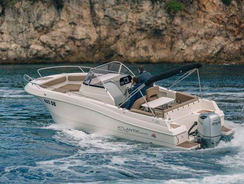 Speedboat Atlantic Marine 750 Open · 2018