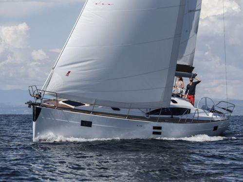 Barca a vela Elan 45 · 2019
