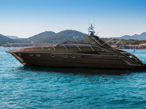 Imbarcazione a motore Princess V55 · 2001