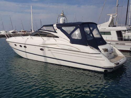 Motorboat Princess V50 · 2006