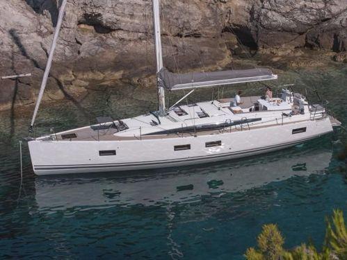 Barca a vela Jeanneau Sun Odyssey 54 (2019)