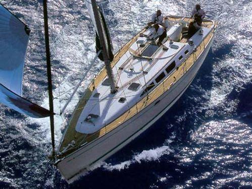 Sailboat Jeanneau Sun Odyssey 43 (2001)