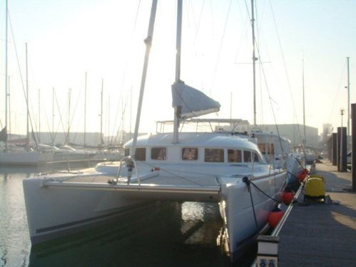 Catamarano Lagoon 380 S2 Premium · 2009
