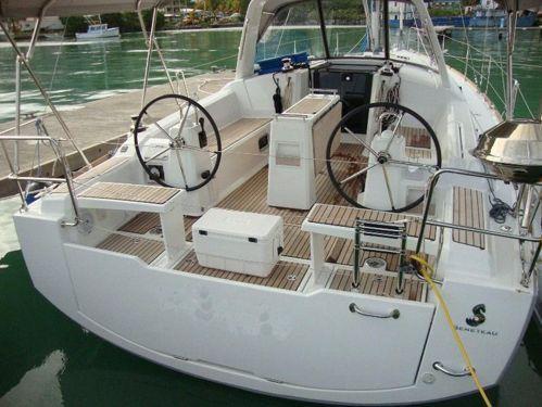 Barca a vela Beneteau Oceanis 38 · 2014