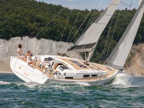 Barca a vela Hanse 458 · 2021