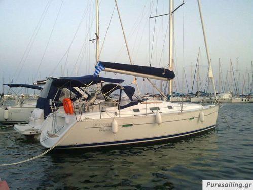 Barca a vela Beneteau Oceanis 343 (2010)