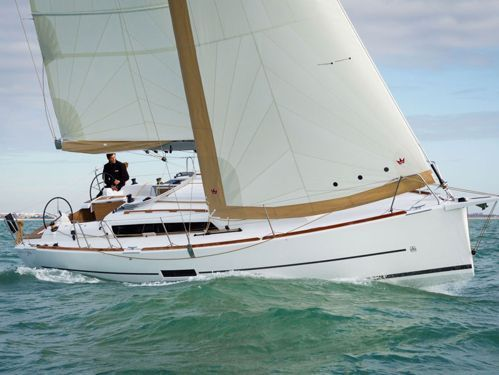 Velero Dufour 350 Grand Large · 2017
