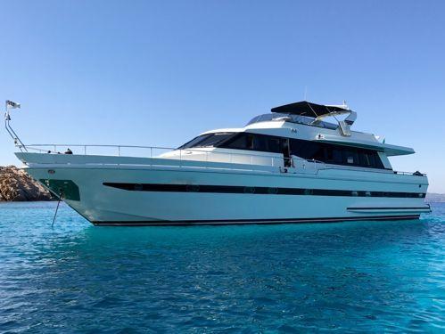 Motorboat Falcon 76 · 1998