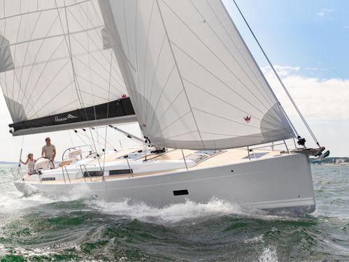 Segelboot Hanse 458 (2019)