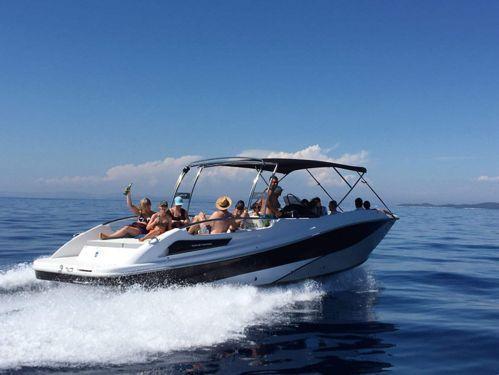 Speedboat Mercan 34 · 2017