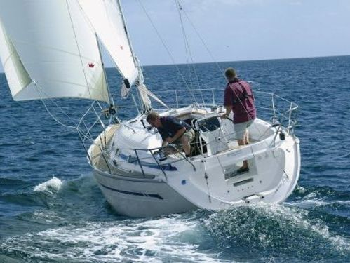 Segelboot Bavaria 32 (2010)