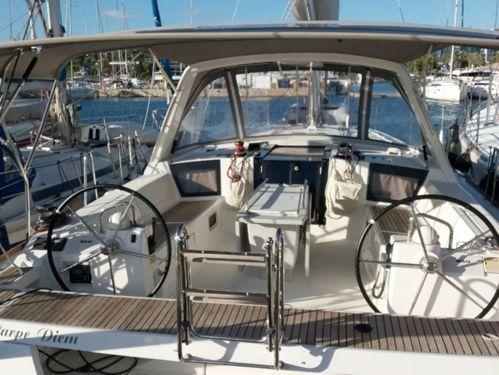 Segelboot Beneteau Oceanis 45 · 2012