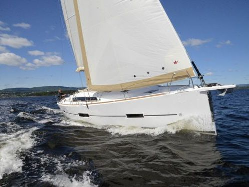 Segelboot Dufour 412 Grand Large (2018)