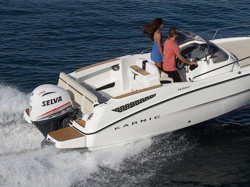 Sportboot Karnic 602 SL (2019)
