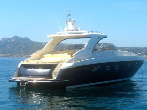 Imbarcazione a motore Blu Martin 46 ST · 2005