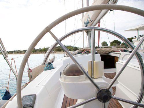 Segelboot Jeanneau Sun Odyssey 45 · 2005