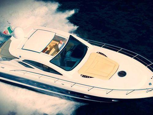 Motorboat Blu Martin 46 HT · 2009