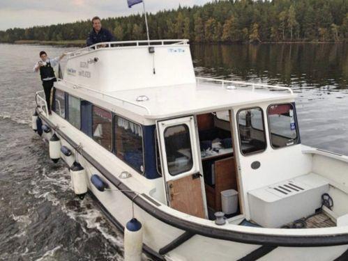 Motorboot Regina von Platen · 1995