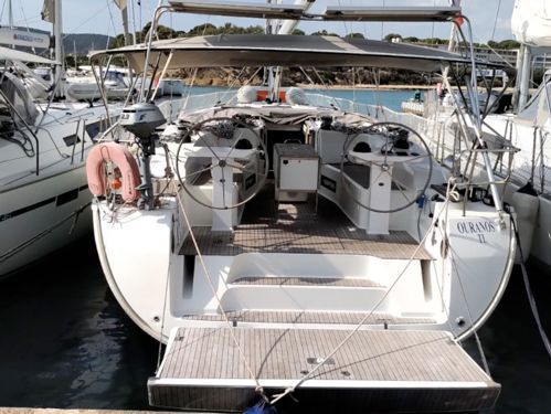 Segelboot Bavaria Cruiser 50 · 2012