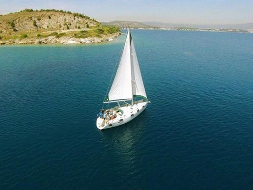Barca a vela Beneteau Oceanis 38.1 · 2000