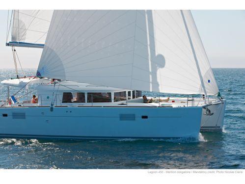 Catamaran Lagoon 450 Luxury (2012)