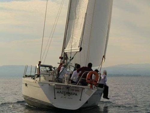 Barca a vela Jeanneau Sun Legend 41 · 1986