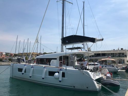 Catamarano Lagoon 40 (2018)