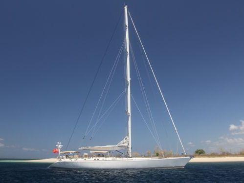 Barca a vela Nautor Swan 87 · 1998