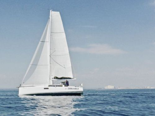 Segelboot Pogo 36 · 2019