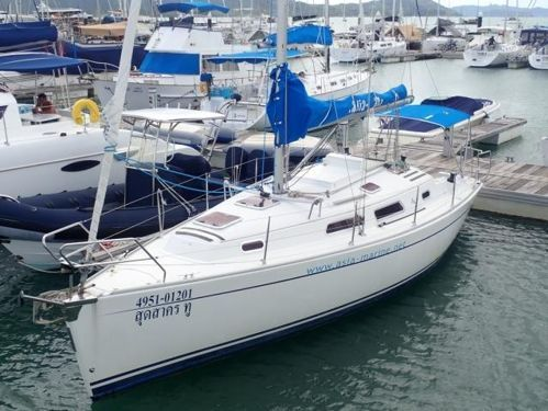 Barca a vela Hanse 315 (2006)