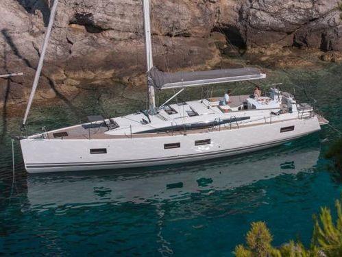 Zeilboot Jeanneau 54 (2017)