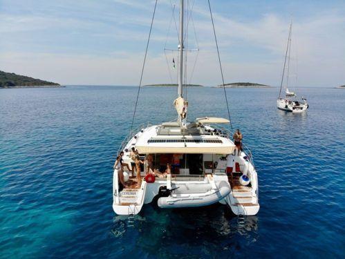 Catamarano Fountaine Pajot Saba 50 · 2018