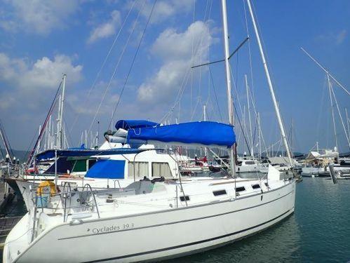 Barca a vela Beneteau Cyclades 39.3 (2008)