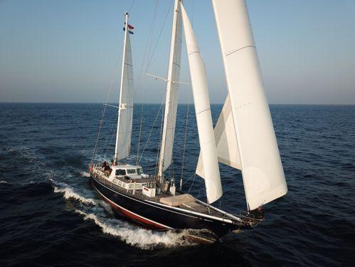 Velero VAN-DE-STADT OCEAN KETCH 74 · 1993