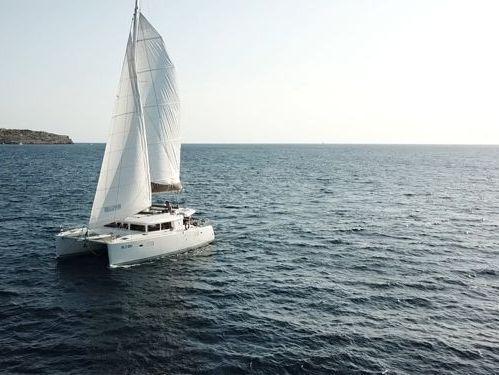 Catamaran Lagoon 450 · 2011