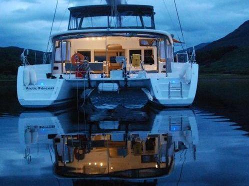 Catamarán Lagoon 450 · 2014