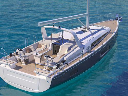 Sailboat Beneteau Oceanis 461 · 2019